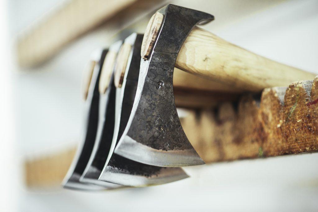 axe heads