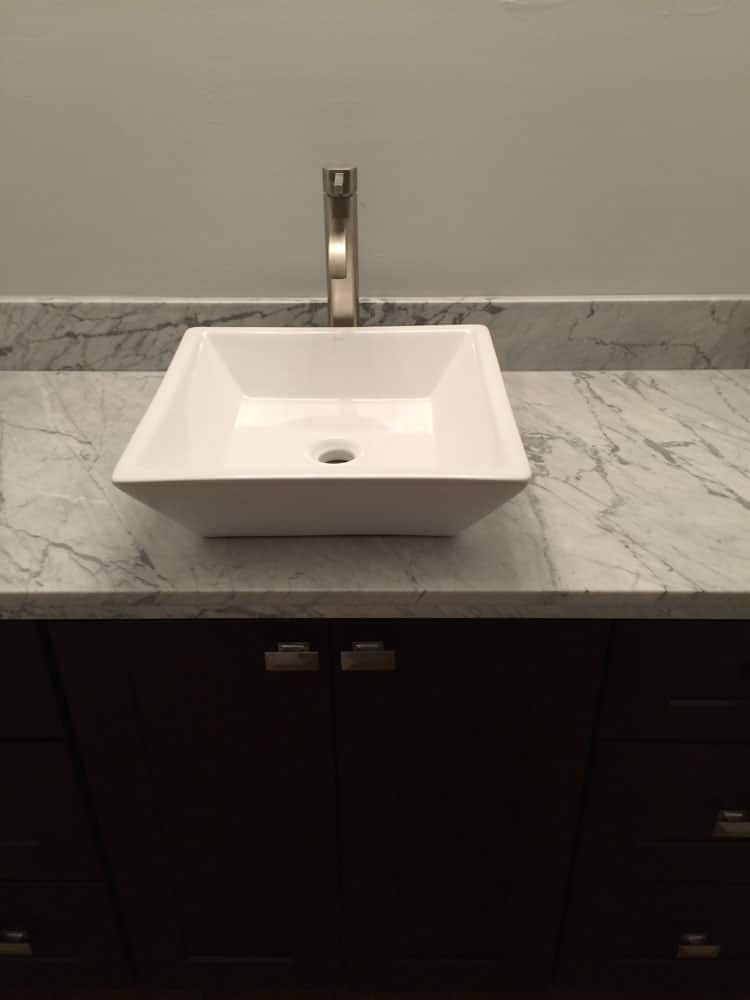 Beautiful Custom Bathroom Countertops in South Seattle – Direct From the Fabricator.