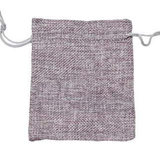 HP130-GRY_hessian-look_drawstring_pouch_105x130mm_grey