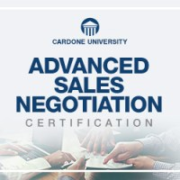 Advanced Sales Negotiation Certification