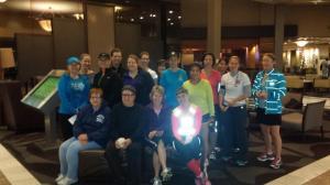 Group Run/Walk @ #gpaconf14