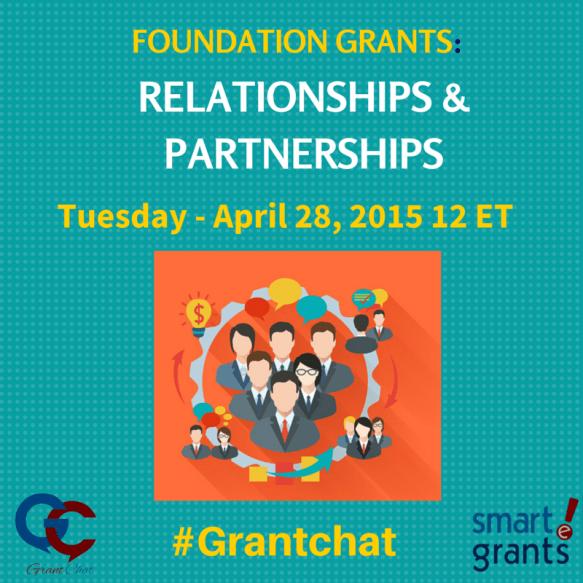 Foundation Relationships & Partnerships