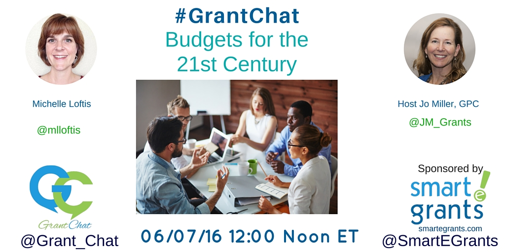 Grant Budgets for the 21st Century