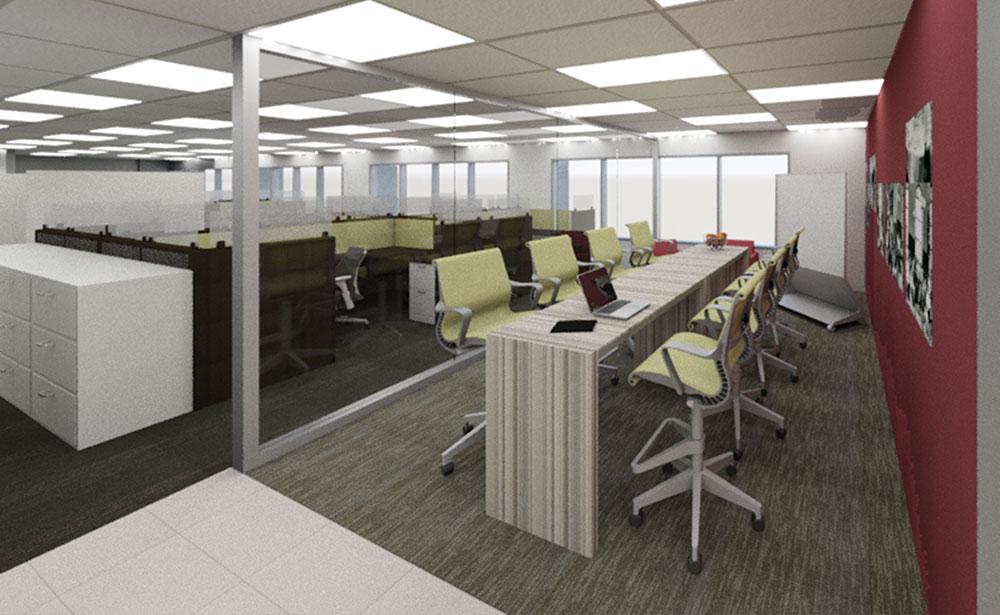 9925 109th Street Marketing Concept Collaboration Area