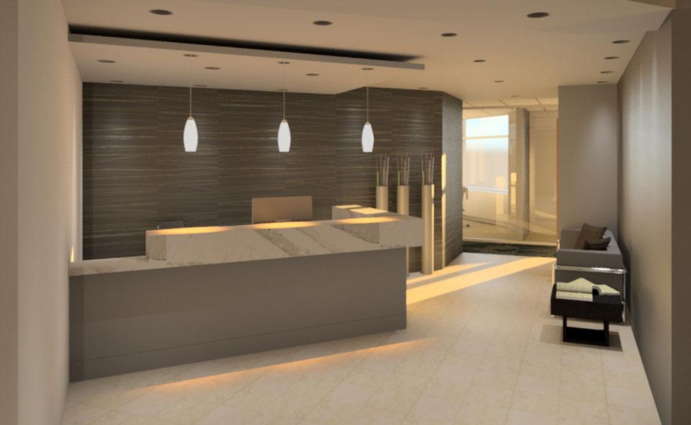 Manulife Reception Concept