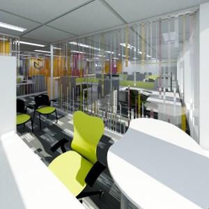 Grant Design Group Office Render
