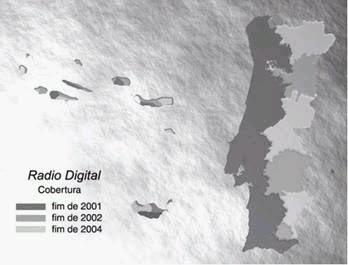 PORTUGAL: DAB digital radio switched off