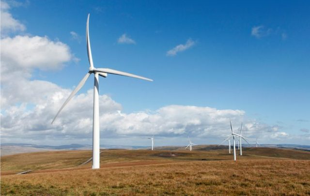 Wind Turbines - Series