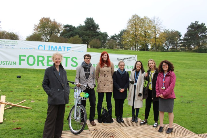 The Imperial College London delegation at COP23