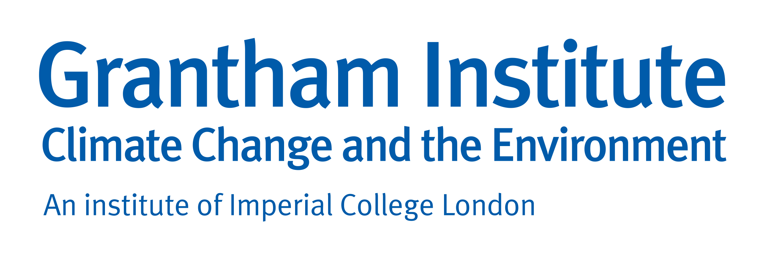 Grantham Institute logo