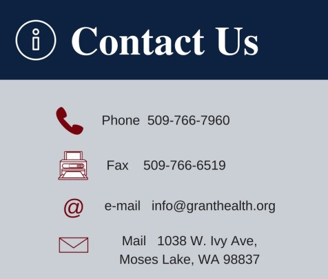 Birth/Death Certificates (Vital Records) | Granthealth org