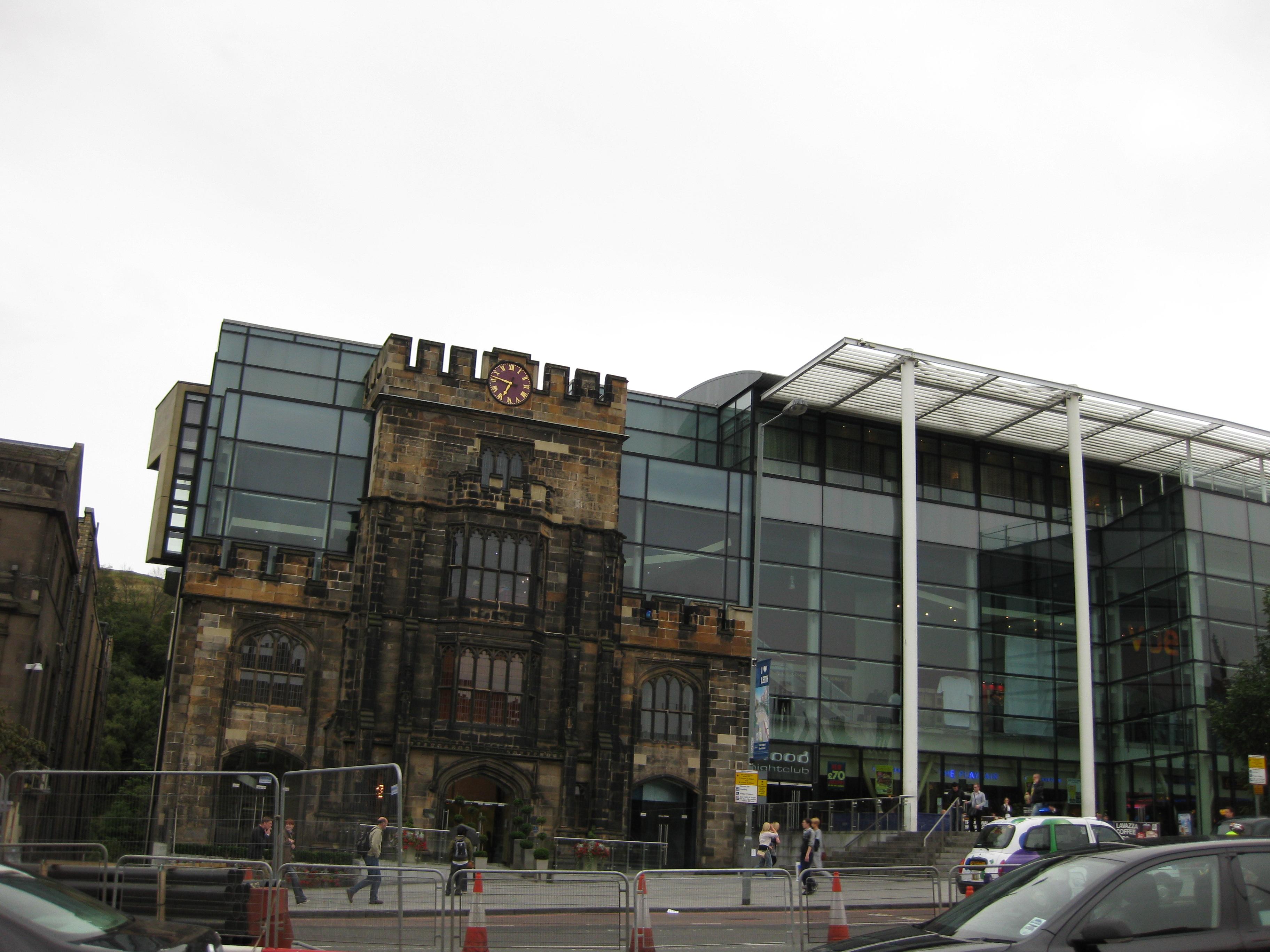 Church Hotel in Edinburgh