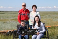 Dean, Danielle & Family