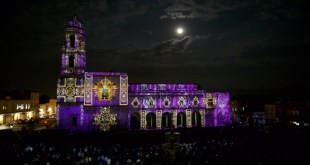 VIDEO MAPPING MORELIA