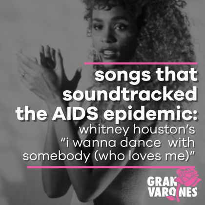 "Whitney Houston ""I Wanna Dance With Somebody"""