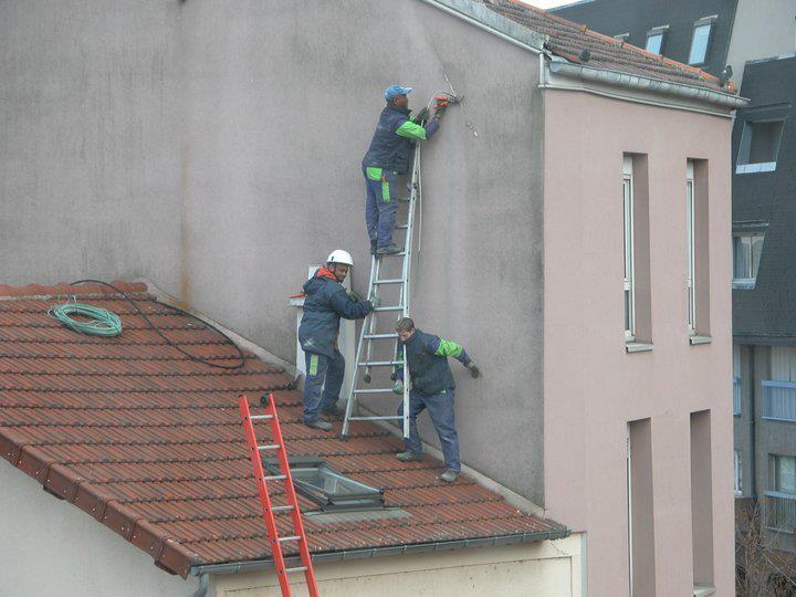 Trabajos en altura, safety belgium