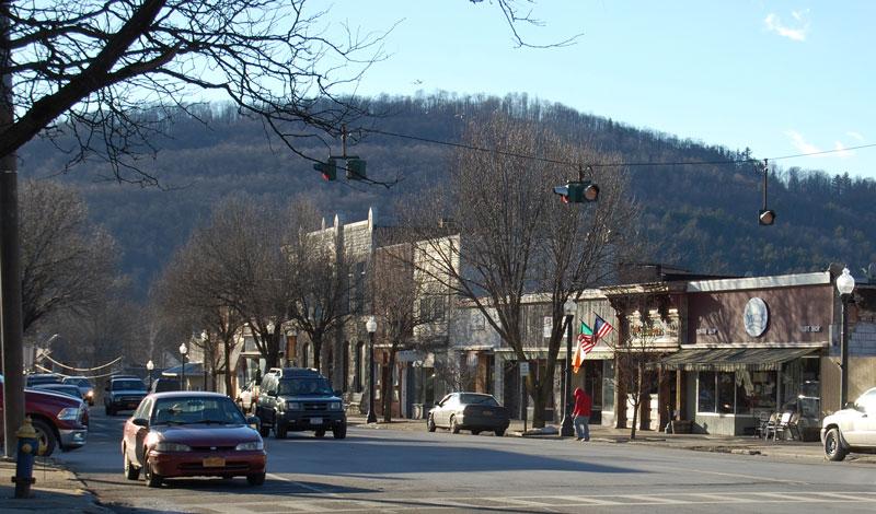 downtown granville