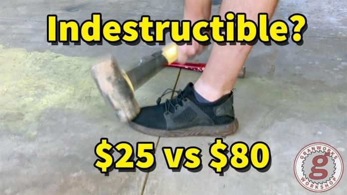 """Indestructible"" Ryder Shoes for $25?"