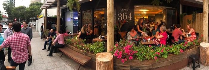 364 - Cafes in the Brazilian Coast - Vitória, ES