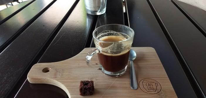 Cafelito prefers organic coffees