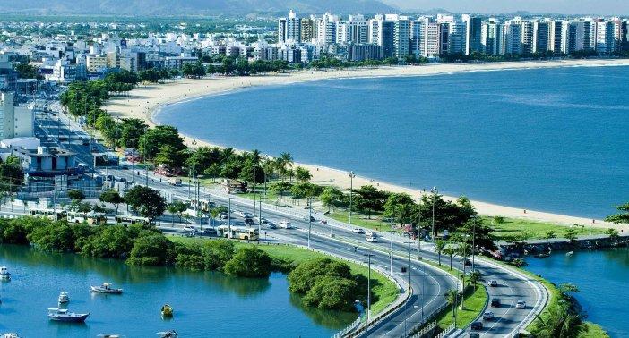 PraiaCamburi 1024x552 - Cafes in the Brazilian Coast - Vitória, ES