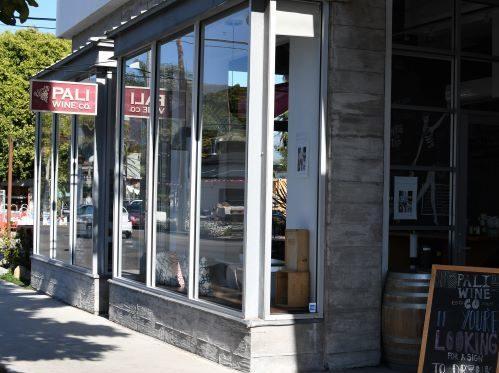 Pali Wine Co. – Santa Barbara Funk Zone Tasting Room