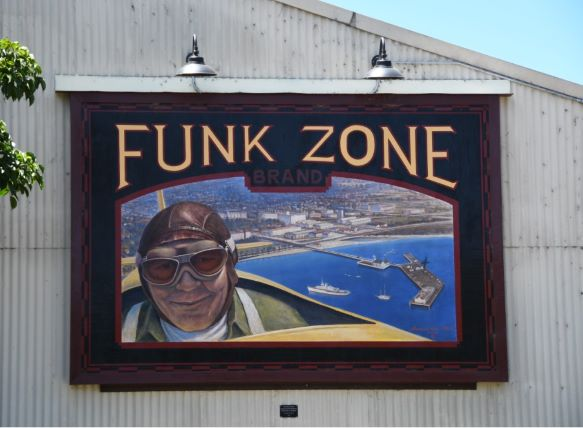 The Funk Zone Santa Barbara Wine & Travel Guide