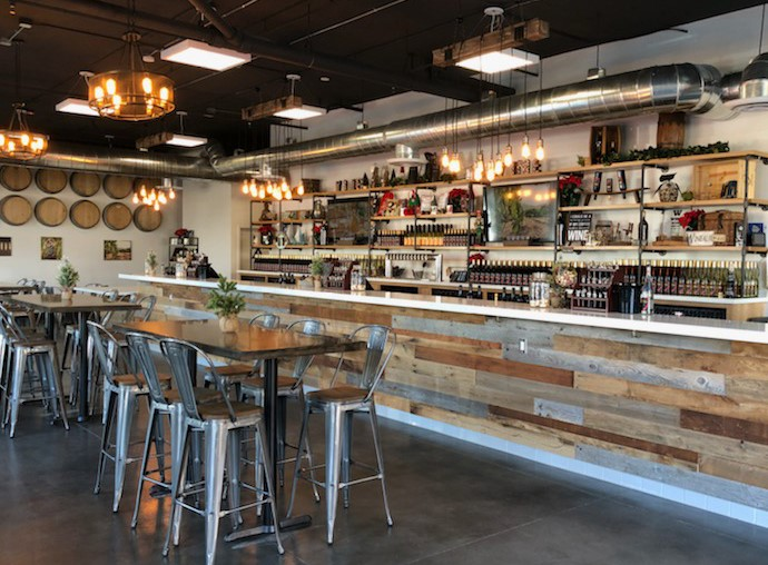 Orfila Winery Oceanside Tasting Room