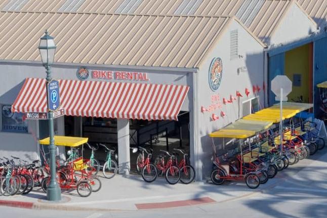 wheel fun bike rental santa barbara