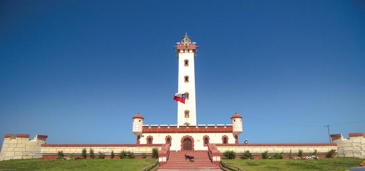 Lighthouse 'el Faro' La Serena