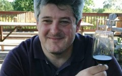 Chris Kern, founder of the Forgotten Grape