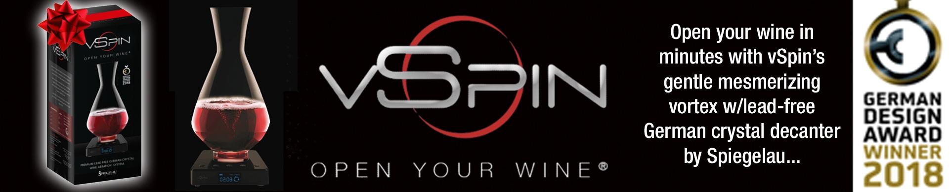 VSpin Banner