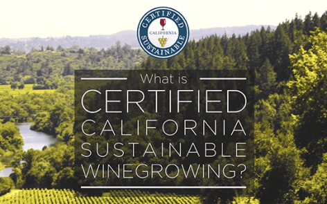 Certified Sustainable Winegrowing