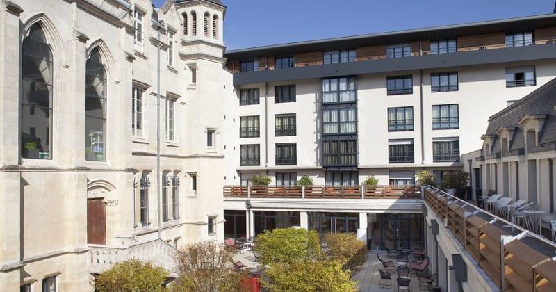 Hotel De La Paix® Yvan Moreau