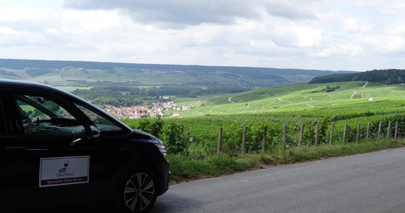 Travel to Champagne