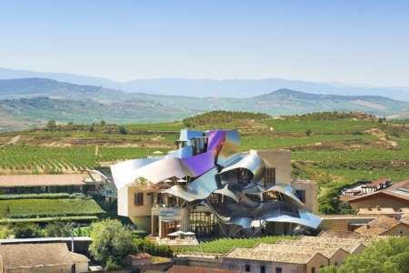 Marques de Riscal wine Rioja