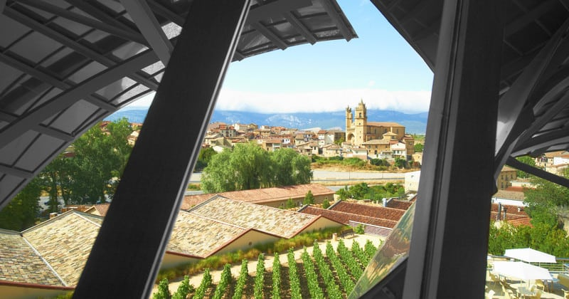 Rioja wine holiday - Credits Marques de Riscal