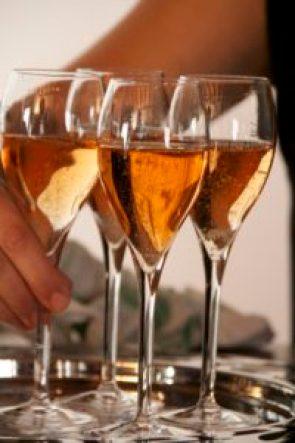 Champagne Bottles- Penet Chardonnet