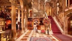 Hotel Danieli entrance