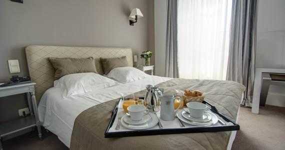 Loire Valley Trip - Credits Hotel de la Poste