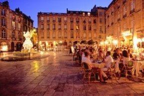 Bordeaux Terrasse- F Poincet