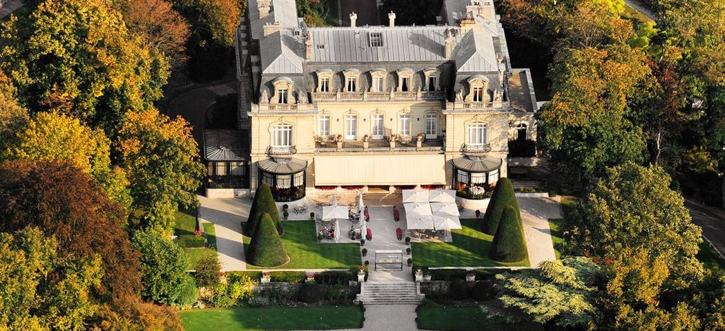 Chateau les Crayeres
