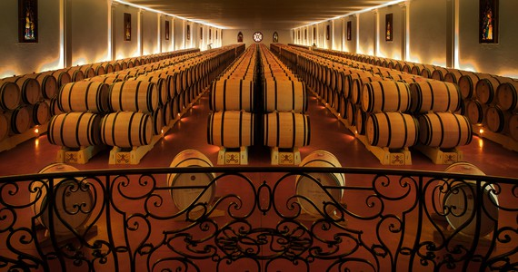 Luxury wine tours Credits Pape Clement