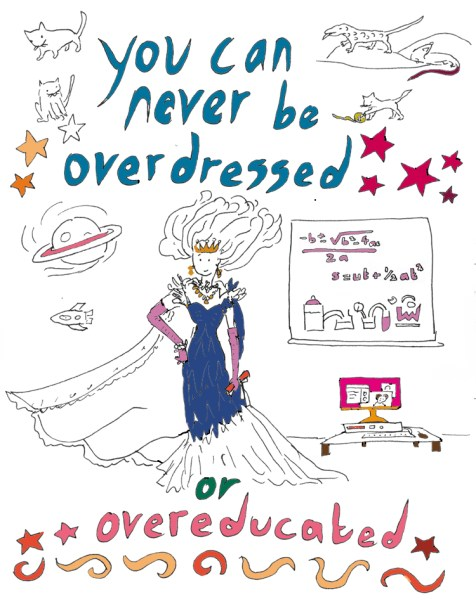 overdressed adverto