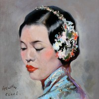 Portrait of Anna May Wong