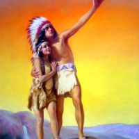 Hiawatha's Honeymoon