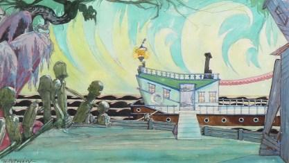 Full view of watercolor