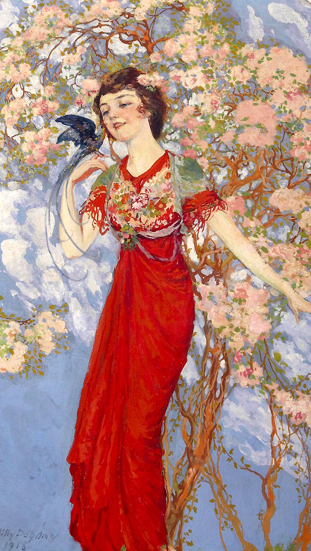 Queen Of Swords Tarot Art 16x20 Poster Print Psychedelic Gypsy: The Queen Of Summer