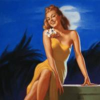 Marilyn Monroe In Paradise