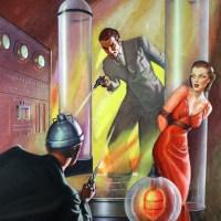 Futurist Raygun Firefight